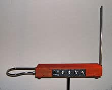 Modernes Theremin