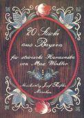 20 Stücke aus Bayern Band 1